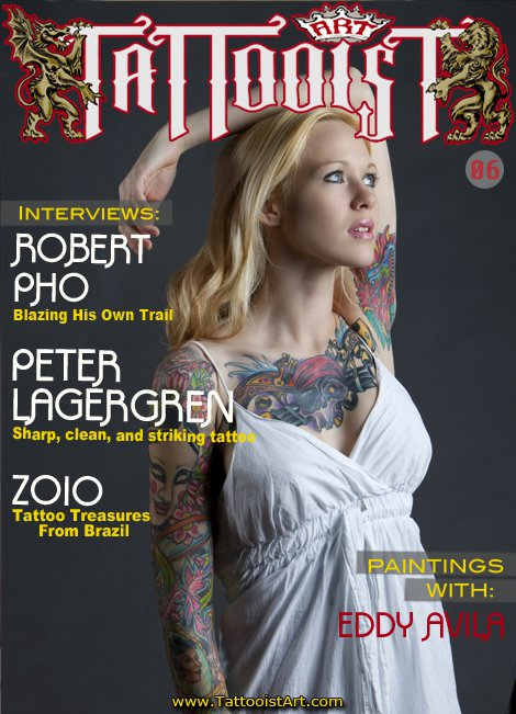 Dec 17, 2010 www.tattooistart.com free download Tattooist Art Magazine, Issue #6 cover + feature