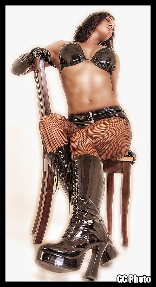 Female model photo shoot of Carrie D in Lakeland