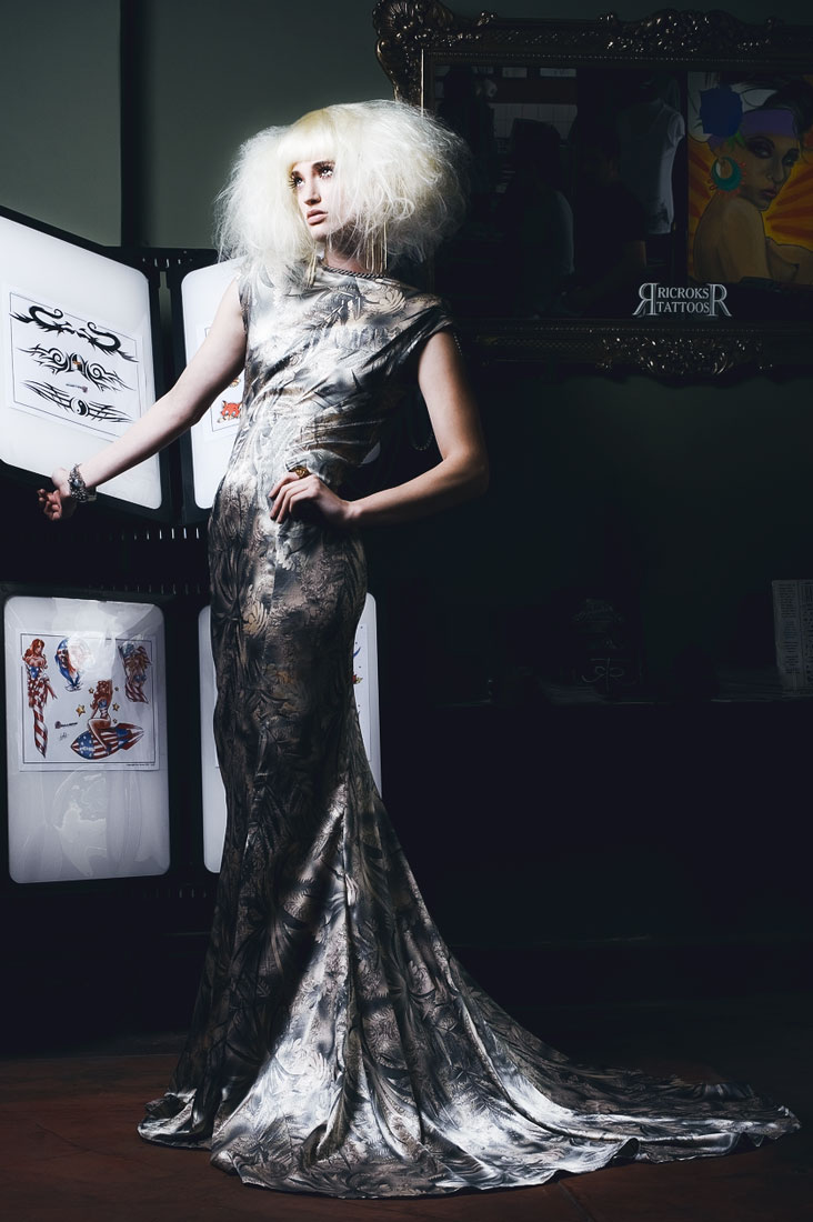 - makeup Micheala Jung Dec 20, 2010 Deirdre Holmes Indelible Star