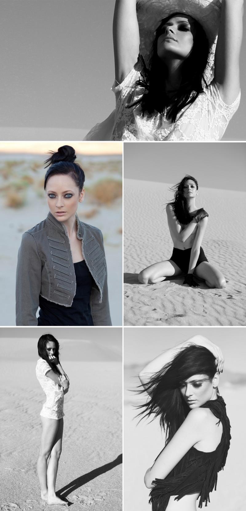 The Desert Dec 21, 2010 Chanel Rene 2010 Michelle - Robert Black Agency
