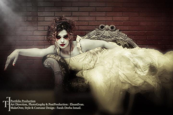 Dec 22, 2010 gothic bride