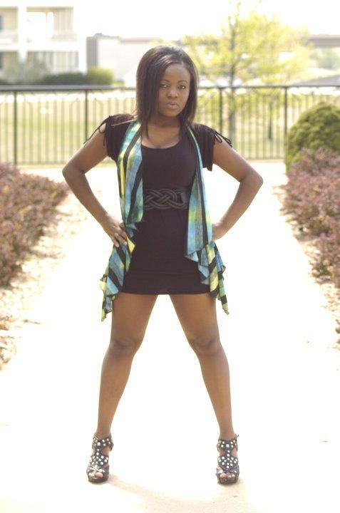 Female model photo shoot of Mercy Lugalia