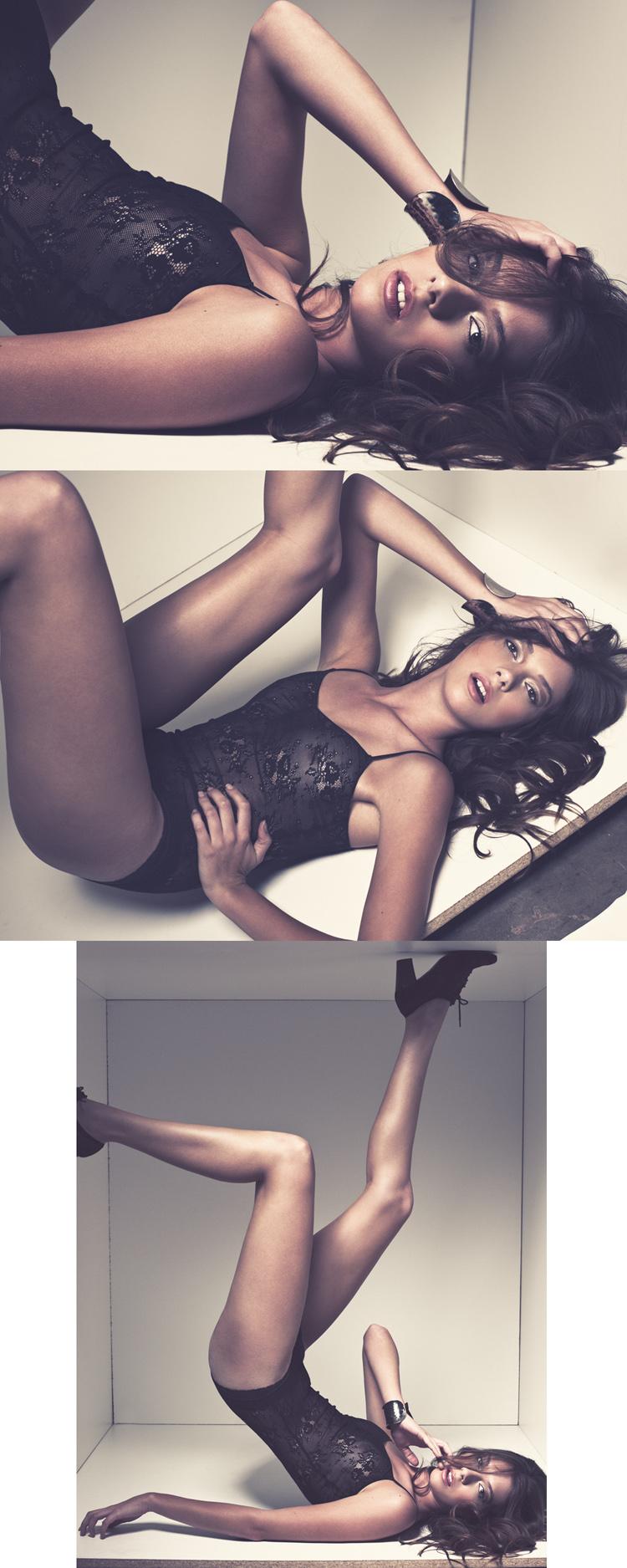 le new studio Dec 25, 2010 L U C I M A Breana Pinkerton Models