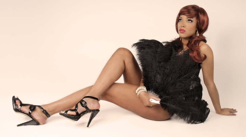 Essex Photo Studio Dec 26, 2010 Blushing Boudoir Models of Diversity Meet Blushing Boudoir