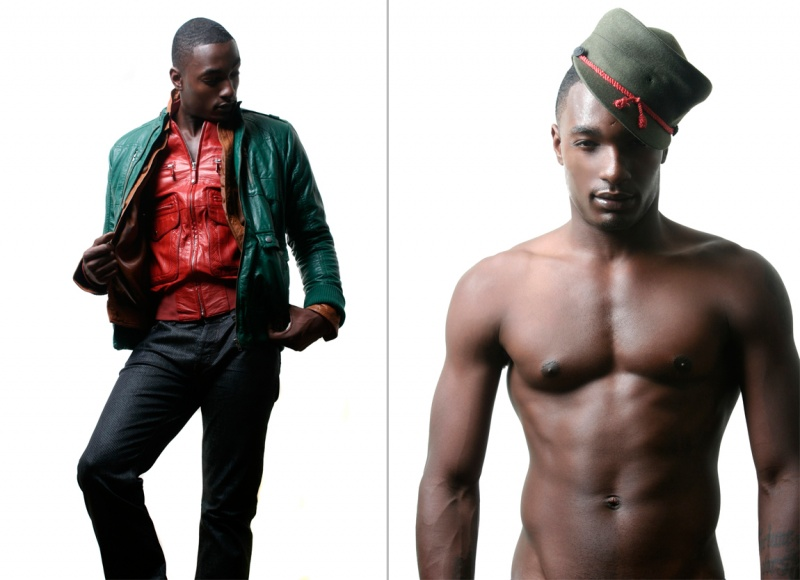 Male model photo shoot of hobson fotografie in New York City.