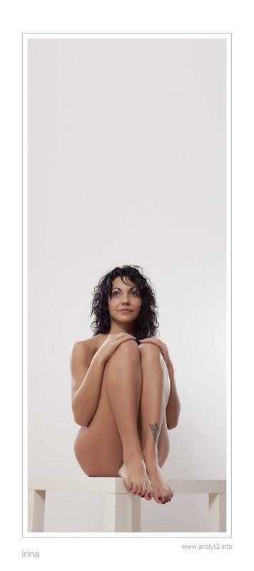 Female model photo shoot of Irina Bacanu by andy Q
