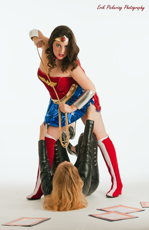Dec 27, 2010 Eriks Photography Dont mess with Wonder Woman.