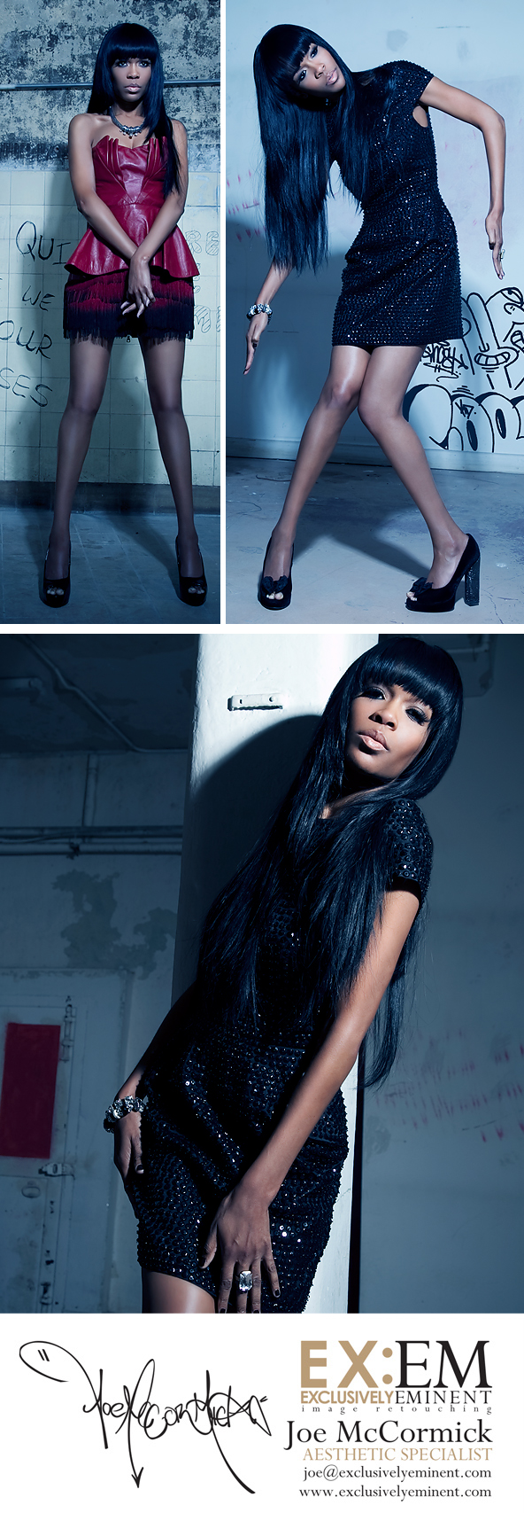 Dec 28, 2010 Photography By Joseph Sinclair Destinys Child Member - Michelle Williams