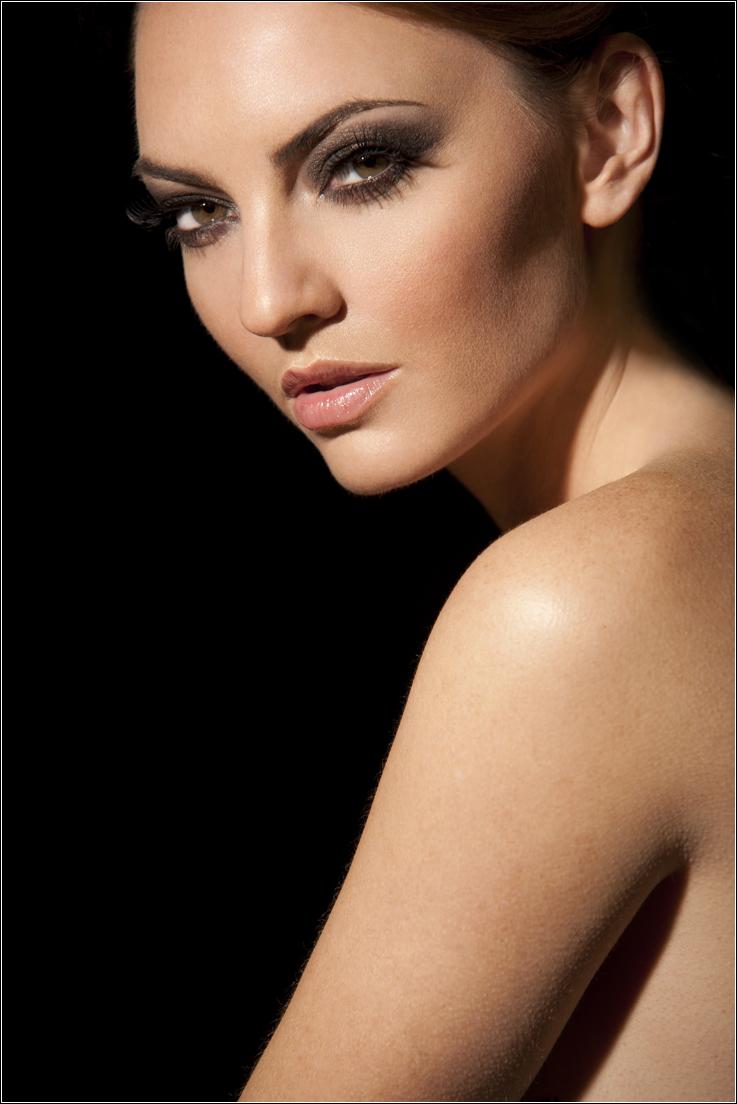 Paul Buceta Studios Dec 30, 2010 Jocelyn ~ Makeup & Hair: Marjorie Wilson