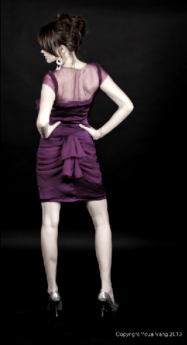 Dec 31, 2010 Youa Vang/ Donkeygirl Clothing