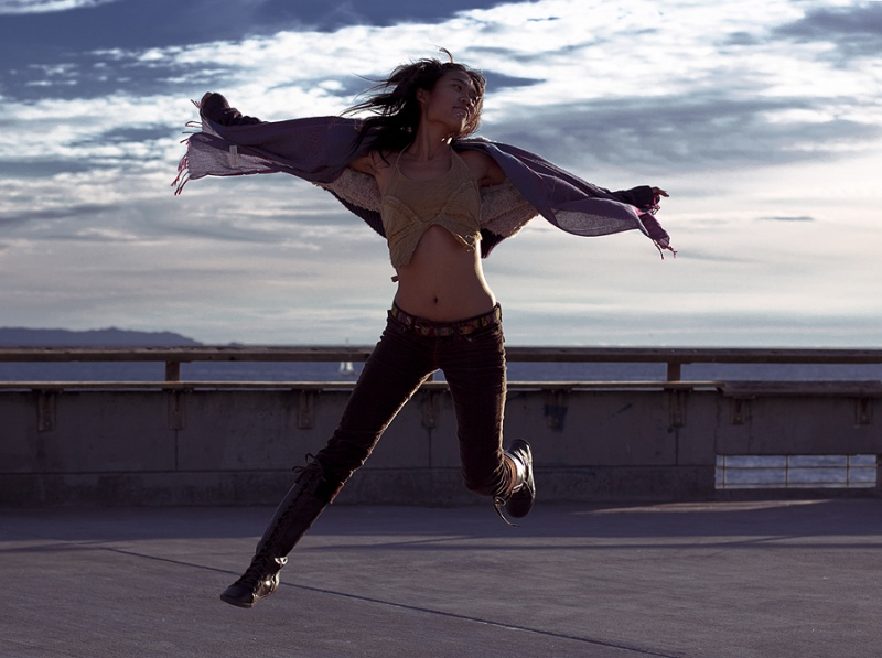 Female model photo shoot of Gennylyn Rose by Shane Noir