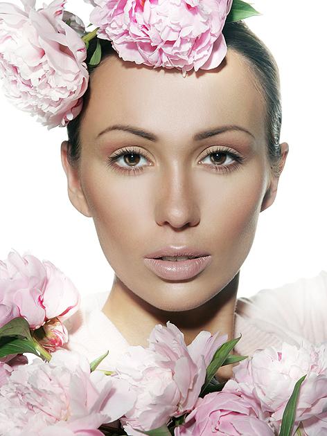 make up and foto by me!! Studio: Toni Pham/Germany Jan 01, 2011 Toni Pham beauty-Anna