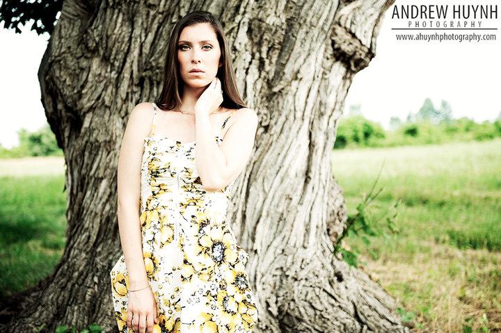 Female model photo shoot of _Devon_ by Andrew Huynh