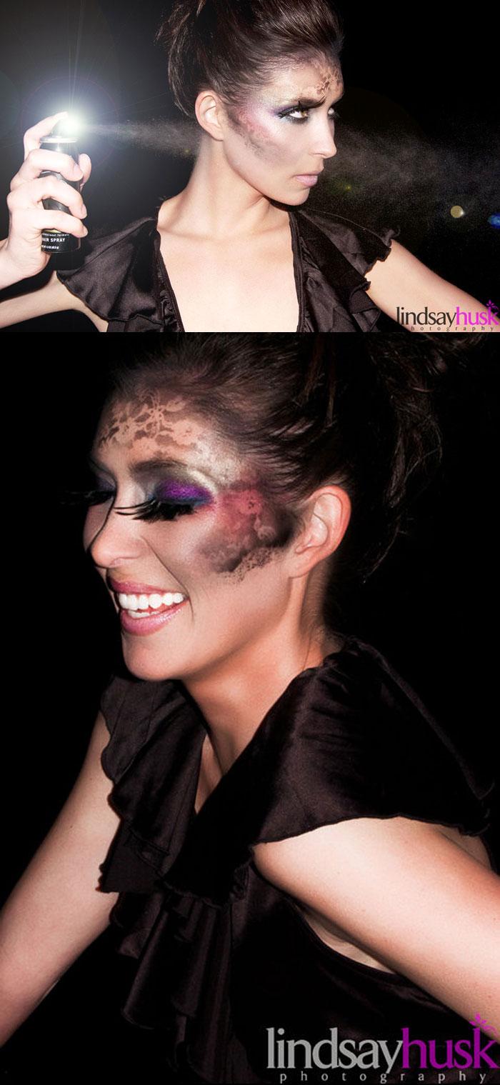 Female model photo shoot of _Devon_