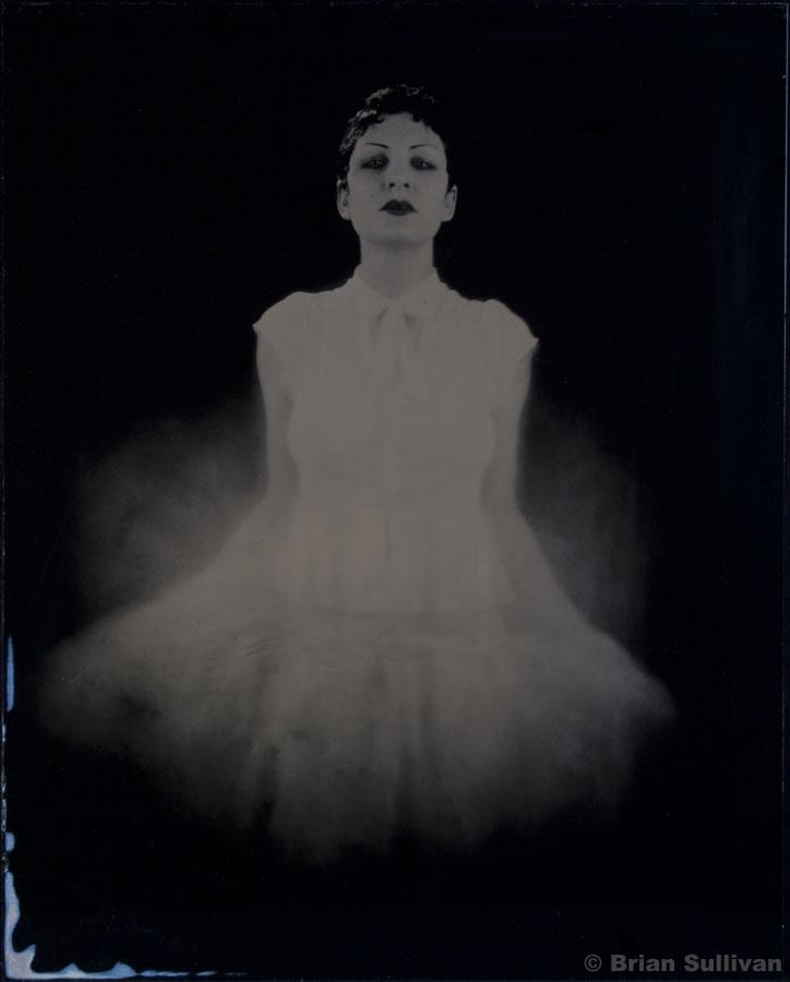 SF Studio Jan 01, 2011 brian Sullivan flutter - 16x20 Tintype