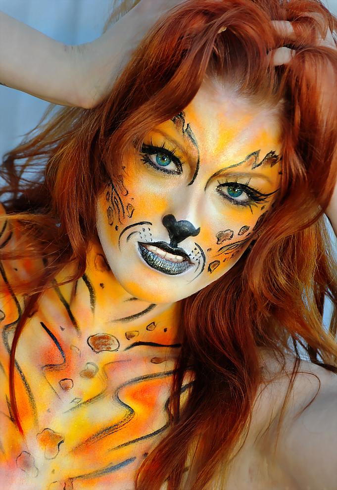 SoCal Jan 02, 2011 SM Tiger shot of Virginia at the North Hollywood shoot!