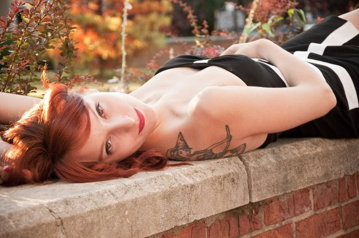 Female model photo shoot of Bri Newman in Dayton Ohio