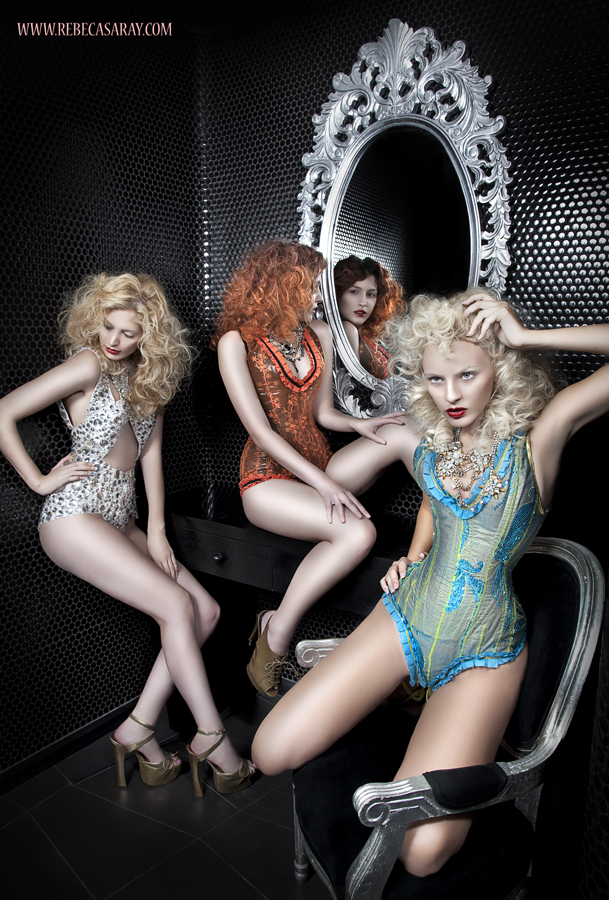 Jan 03, 2011 Glamour Girls for City deluxe Magazine
