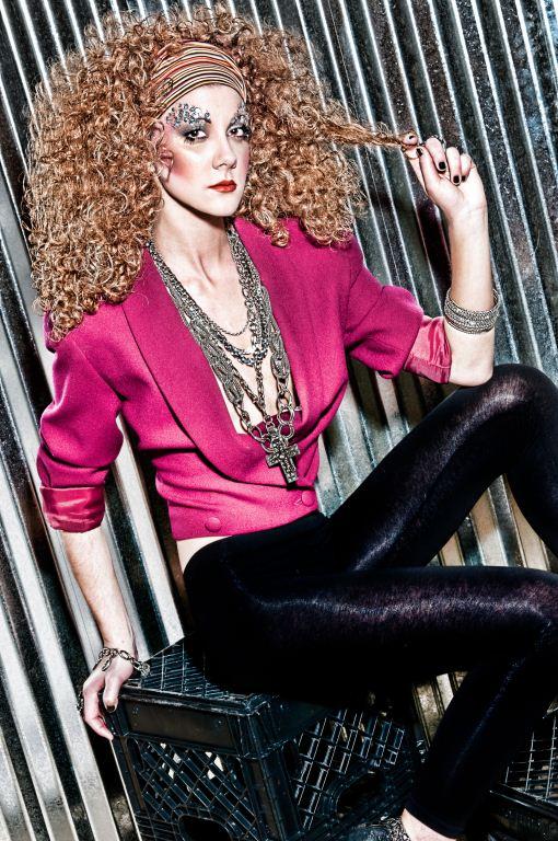 Female model photo shoot of Charlisse Patina by UNI Photography