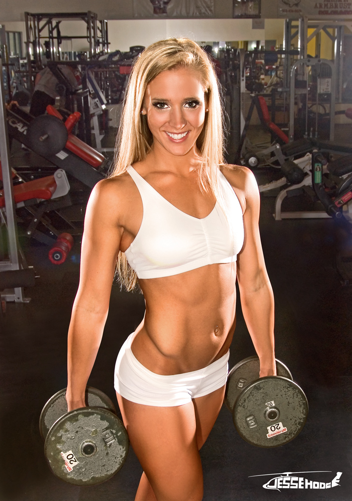 Armbrust Pro Gym, Denver CO Jan 05, 2011 Fitness Shoot #2