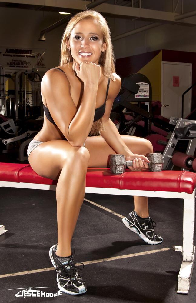 Armbrust Pro Gym, Denver CO Jan 05, 2011 Fitness Shoot #3