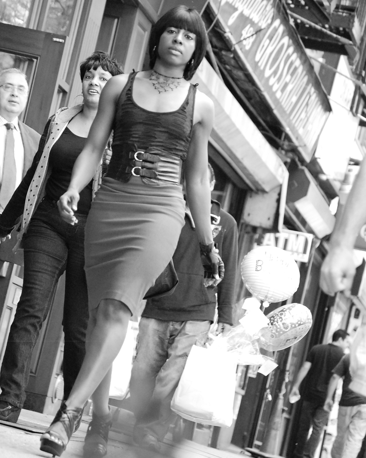 Female model photo shoot of OMeeka  by D Austin Photo-Video in NYC