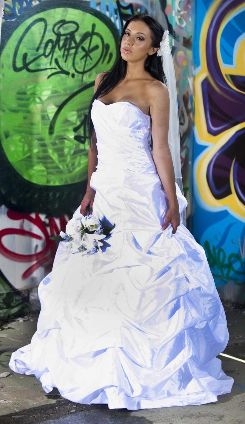 Alexandria Jan 09, 2011 Danny Meyer Dee - wedding & graffiti