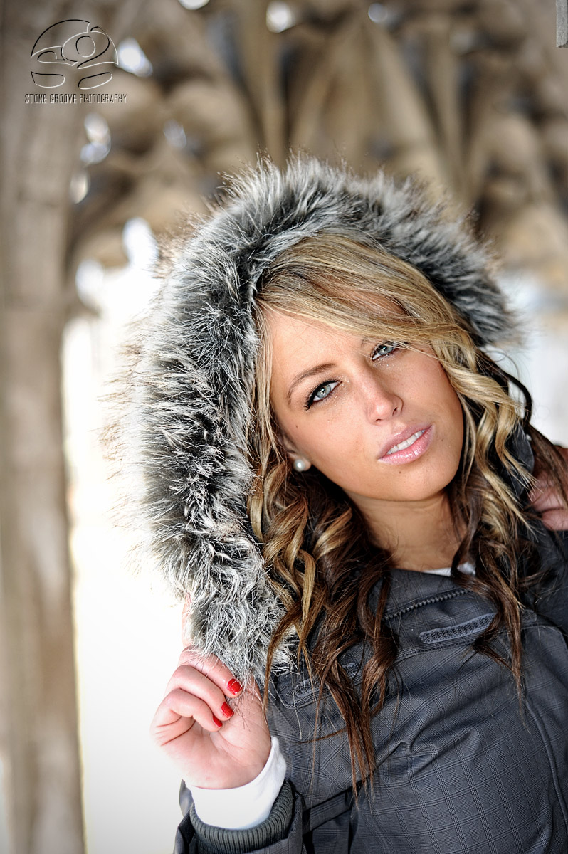 Female model photo shoot of Brittney Michelle W by Stone Groove