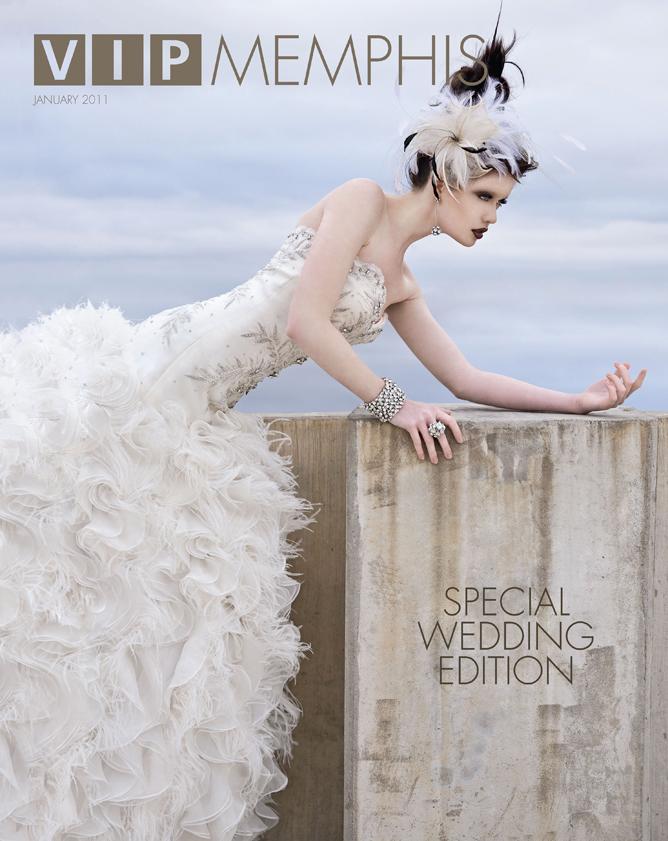 Jan 10, 2011 VIP Memphis Magazine Cover | CMPstudio