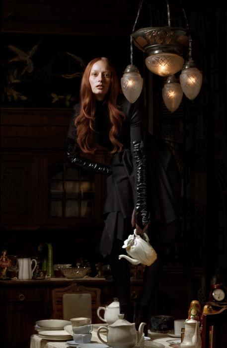 Jan 10, 2011 Maria Baranova Clothes Mert Otsamo Make-up&Hair Tom Wennerstrand Model Hiu Lume