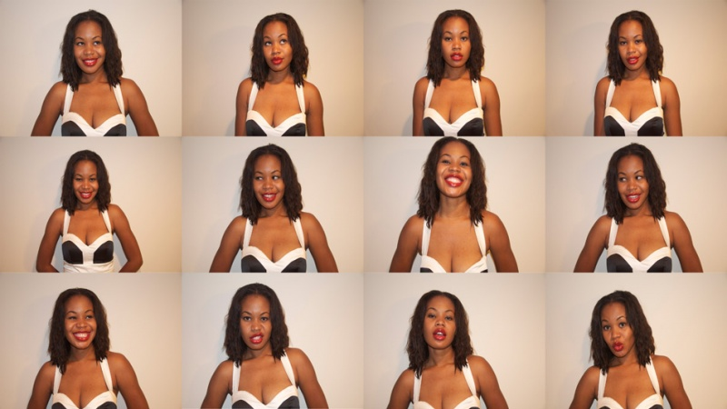 Female model photo shoot of Yomisola