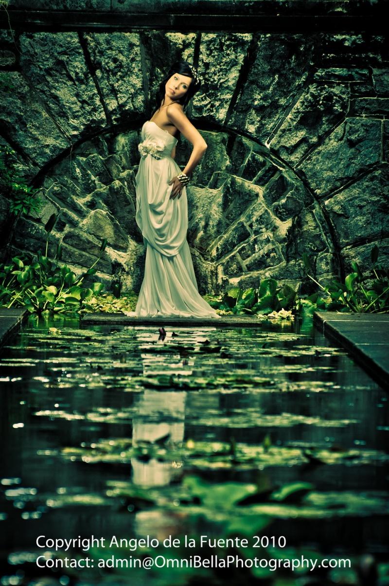 NJ Jan 12, 2011 Angelo de la Fuente 2010 Goddess Aphrodite