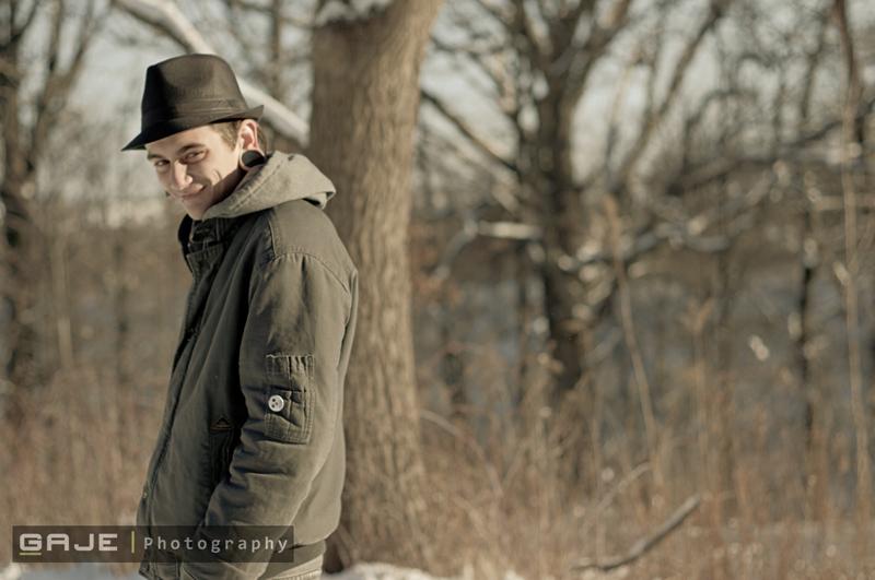 Male model photo shoot of GAJE