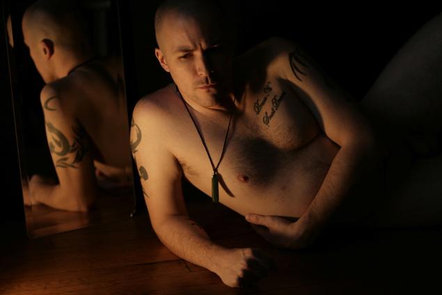 Male model photo shoot of Robert Siegelman and M J P