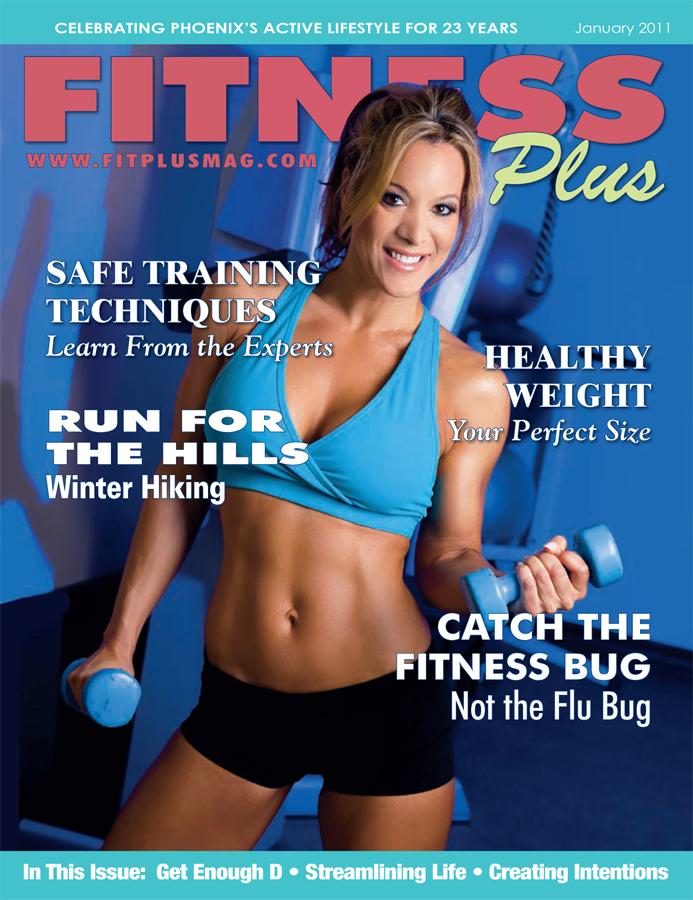Jan 13, 2011 JP 2011 Fitness Plus Magazine 2011