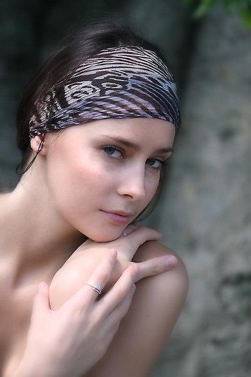 Female model photo shoot of Bec McCann