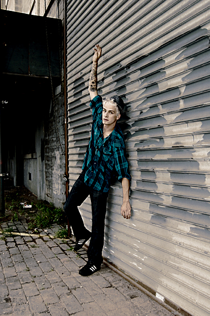 Female model photo shoot of SDean