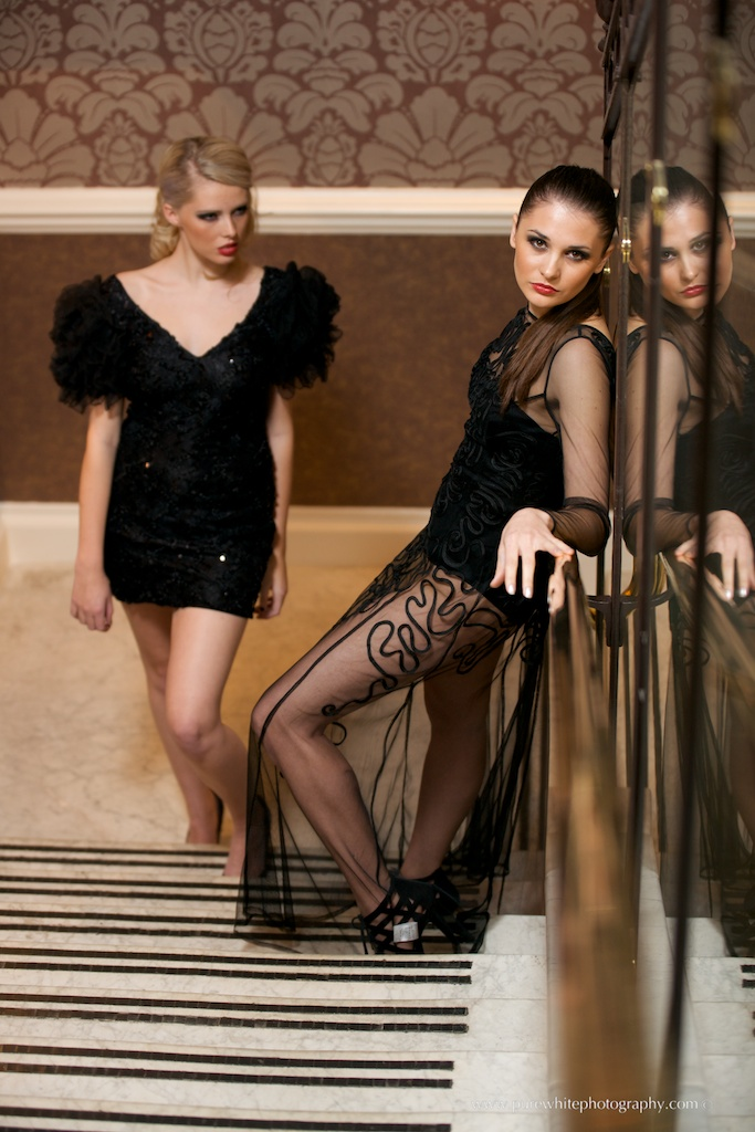 Forbury Hotel Jan 14, 2011 Taken By PureWhitePhotography,Styled by Justyna Gorajala of StyleByJ,Make-up Katie Cracknell