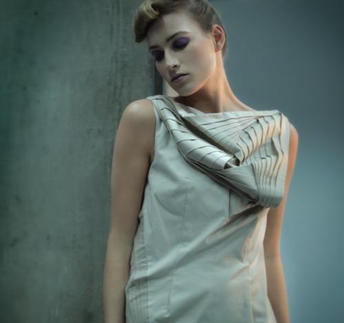 Female model photo shoot of Marina Brenere and Carola Insolera, makeup by Su Kang