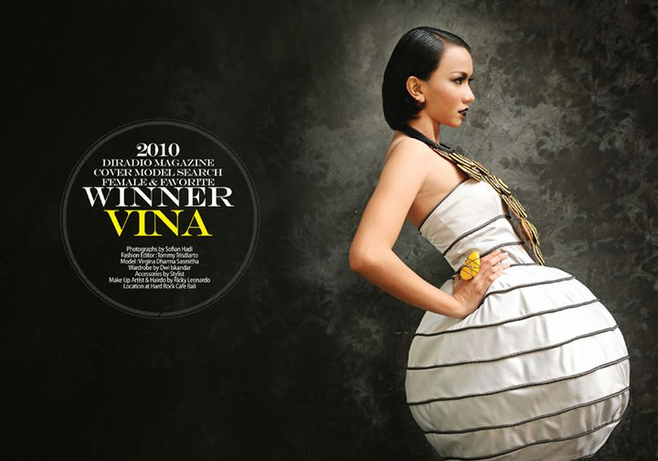 Female model photo shoot of Virgina Dharmasasmitha in hardrock Cafe Bali