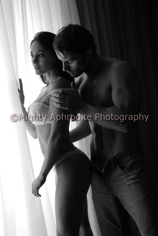 Mighty Aphrodite Studio Jan 15, 2011 Leigh Perkins Couples Boudoir
