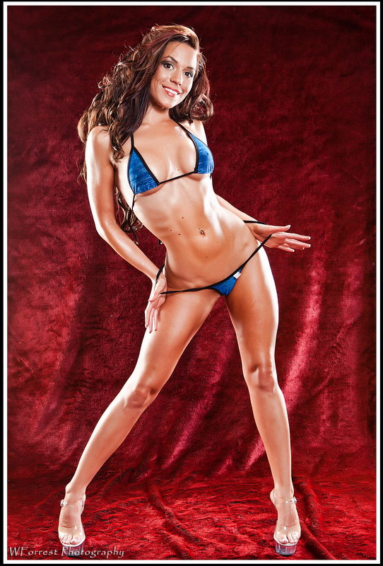 Dartmouth, NS Canada Jan 15, 2011 WForrest Photography Inside Fitness Hot and Fit 100 5th Place