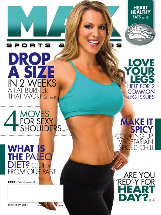 Jan 16, 2011 JP 2011 Max Sports & Fitness - February 2011