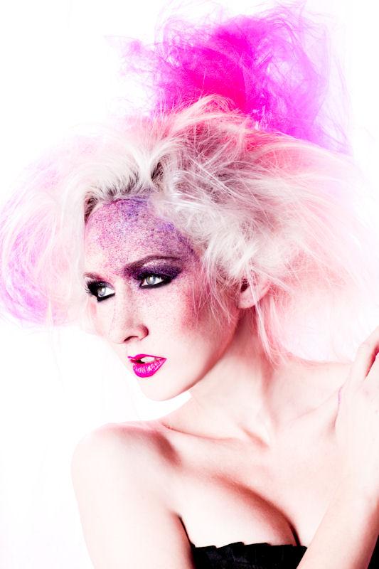 Los Angeles Jan 16, 2011 RYDER make-up labs LLC / James Ryder Workshop Photo - Student Work