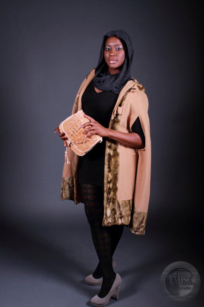 Female model photo shoot of Morgan Powell stylist in Virginia