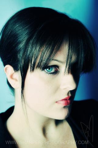 Female model photo shoot of SHARPERstudio and whitneenicole
