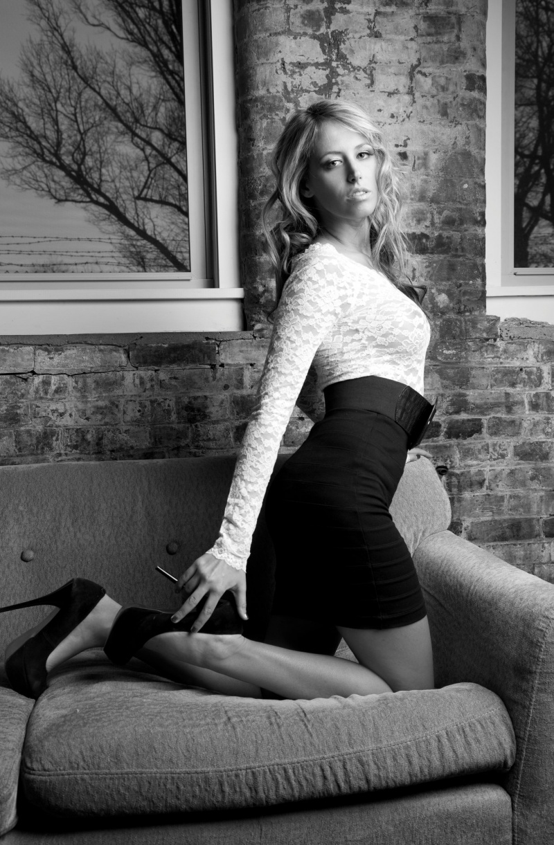 Female model photo shoot of Brittney Michelle W in Philadelphia