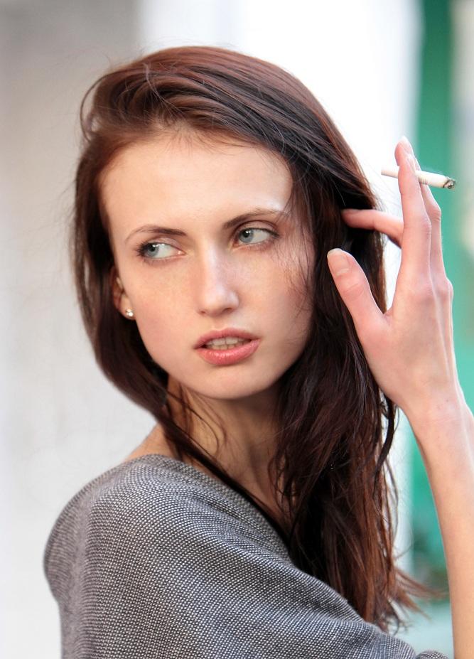Female model photo shoot of Emma Litova by John Fisher in Miami Beach