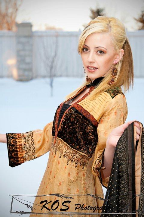 Female model photo shoot of Elise_Young, makeup by A La Mode Beauty