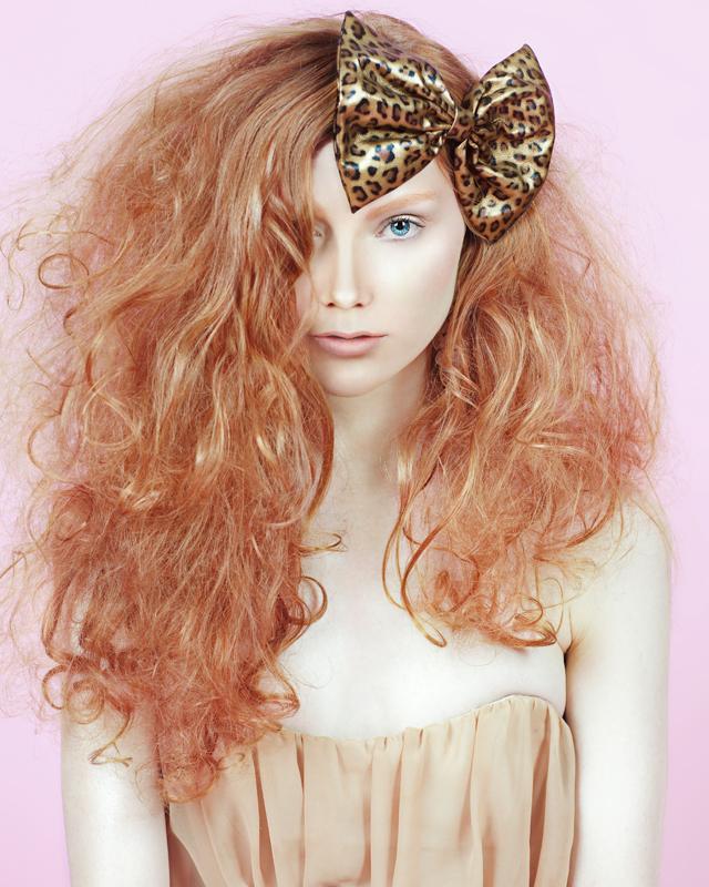 NYC Jan 18, 2011 www.ivanmonge.net MUA/Hair: Griselle - Stylist: Aris Tapia - Retoucher: E M M E - Model: Karin